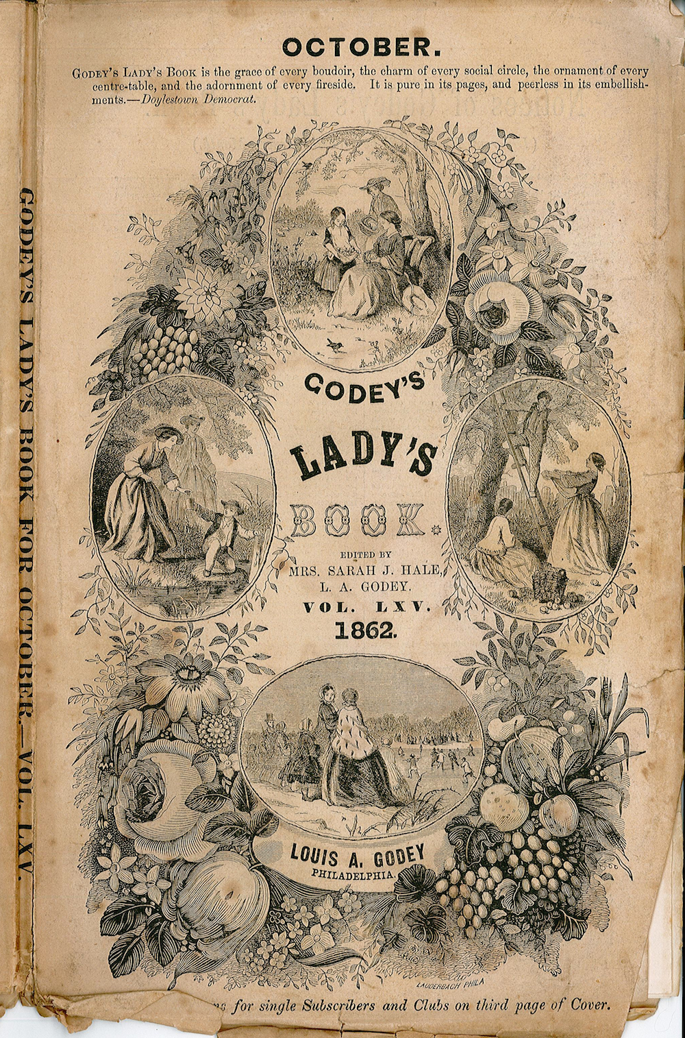 an analysis of a piece of prescriptive literature for women godeys ladys book A grater (also known as a shredder) is a kitchen utensil used to grate foods into fine pieces it was invented by françois boullier in the 1540s, originally to grate cheese.
