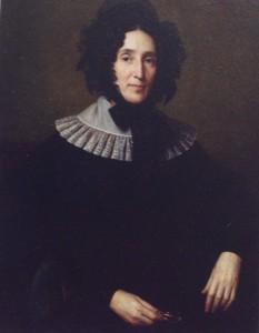 Jacques Lucien Amans, Portrait of a Gentlewoman, c. 1842