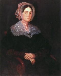 Jacques Lucien Amans, Portrait of Josephine Roman Aime, c. 1838 (Figure 3)