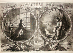 Thomas Nast, Christmas Eve, 1862.