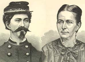 Loreta Janeta Velazquez and Harry T. Buford