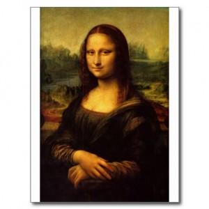 Leonardo da Vinci, Mona Lisa, c. 1503 (Figure 6)